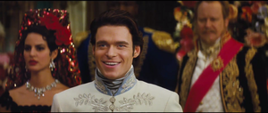 Richard Madden as Prince Charming