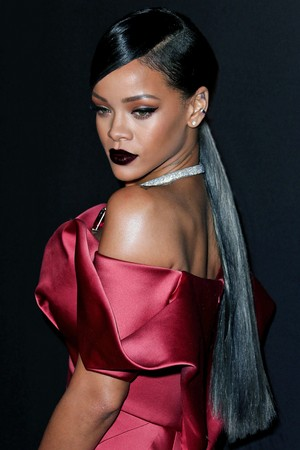 "Rihanna at ""Diamond Ball"" in Los Angeles"
