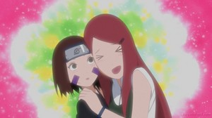 Rin and Kushina Uzumaki