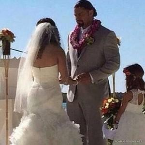 Roman Reigns Wedding