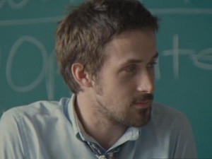 Ryan ngỗng con, gosling - Half Nelson
