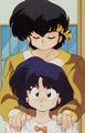 Ryoga proposes to Akane 良あ (らんま½ あかねと良牙) (란마 ½ 료가와 아카네)