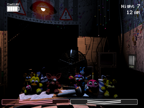 Five Nights at Freddy's 壁紙 with a マルチプレックス, 多重化 titled SO MANY PLUSHIES