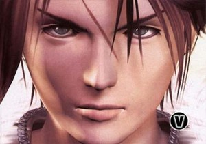 SQUALL ANGER FACE