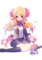 Sakura Chiyo - anime fan art