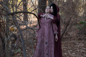 "Salem ""The Red Rose and the Briar"" (1x06) promotional picture"