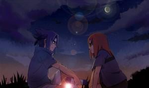SasuKarin Naruto Shippuden Karin Sasuke