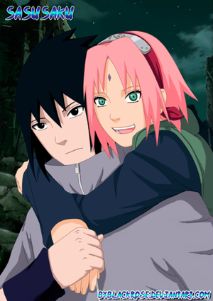 Sasuke and Sakura forever