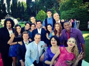 Season 3 Final Episode Set Picture