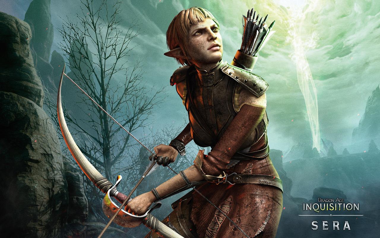 Dragon Age Origins Images Sera
