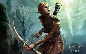 Sera - Dragon Age: Inquisition