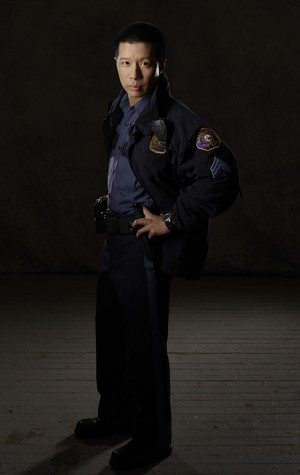 Sergeant Drew Wu - Season 4 - Cast photo