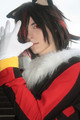 Shadow the human cosplay - shadow-the-hedgehog photo
