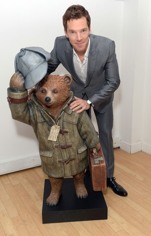 Sherlock Paddington chịu, gấu