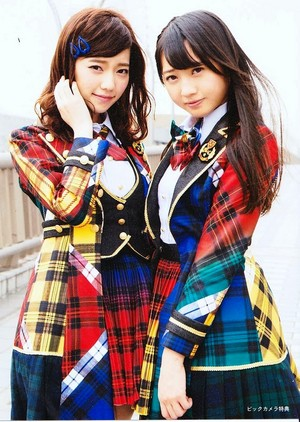 Shimazaki Haruka and Kizaki Yuria - Kibouteki Refrain