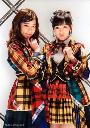Shimazaki Haruka and Watanabe Mayu - Kibouteki Refrain
