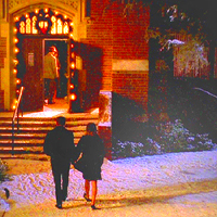 Silent Night - Luke and Meg