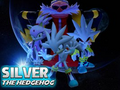 Silver the hedgehog the video game - silver-the-hedgehog photo