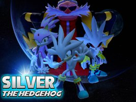 Silver the hedgehog the video game