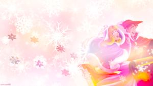 Snowflakes - Aurora and Phillip