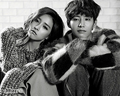 Song Jae Rim and Kim So Eun For Allure Korea's December 2014 Issue - kim-so-eun photo