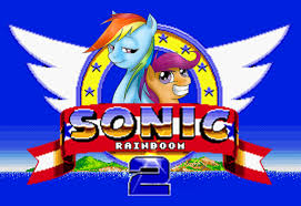 Sonic Rainboom 2