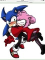 Sonic and Amy pucca - sonic-and-amy photo