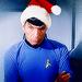 Spock Xmas icon - mr-spock icon