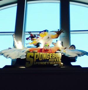 Spongebob at the Movies!