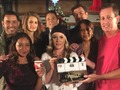 Stanathan and Castle's cast-BTS 7x10