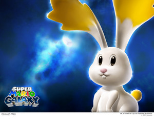 bituin Bunny Background