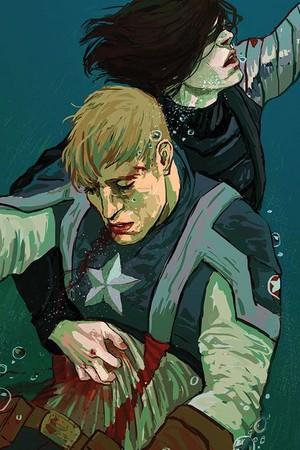 Steve/Bucky ★