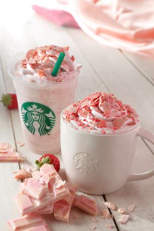 fraise Milkshake