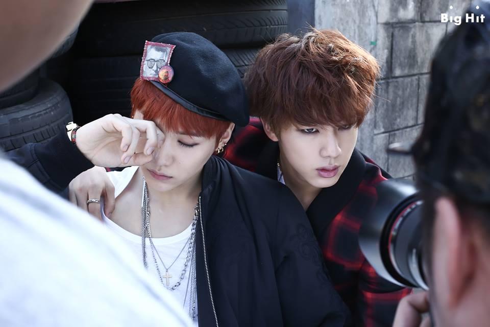 Suga and Jin ❤❤❤