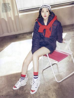 Sunny for CeCi Korea