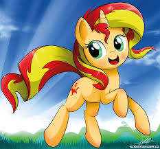 My Little Pony Friendship is Magic wallpaper probably with anime called Sunset Shimmer
