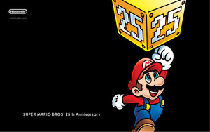 Super Mario All Stars 25th Anniversary edition wolpeyper