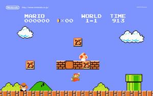 Super Mario All Stars 25th Anniversary edition Обои