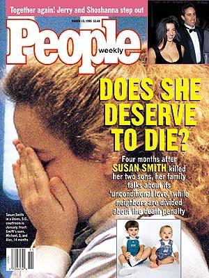 Susan Smith Murders