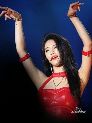 Suzy Bae - JYP Nation One Mic