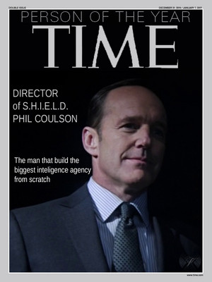TIME- Person of the Year: Phil Coulson