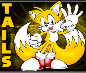 Tails the fox! ^^