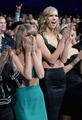 Taylor Swift at American Music Awards 2014