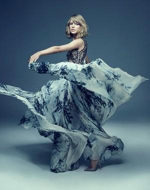 Taylor snel, swift for Billboard Magazine
