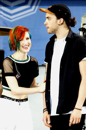 Taylor and Hayley