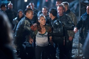 The 100 - Episode 2.08 - Spacewalker (Fall Finale) - Promotional ছবি
