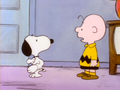 The Charlie Brown and snoopy mostrar
