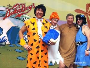 The Duke Boys Flintstones