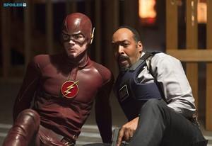 The Flash - Episode 1.08 - Flash vs. অনুষ্ঠান- অ্যারো - Promotional ছবি