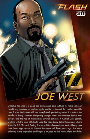 The Flash - Joe West
